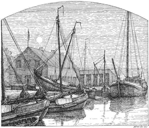 Museumhaven Hoorn