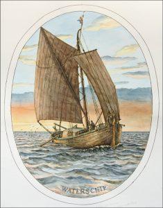 Waterschip